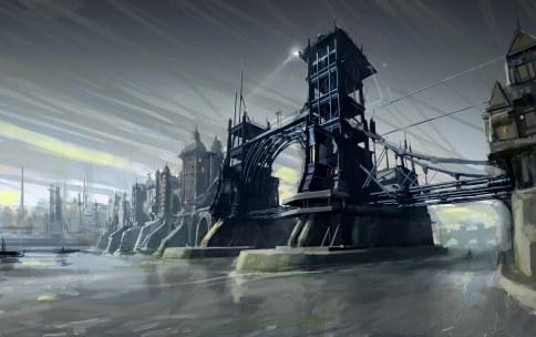 Kaldwin's Bridge Concept