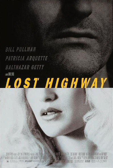 Lost Highway - Poster