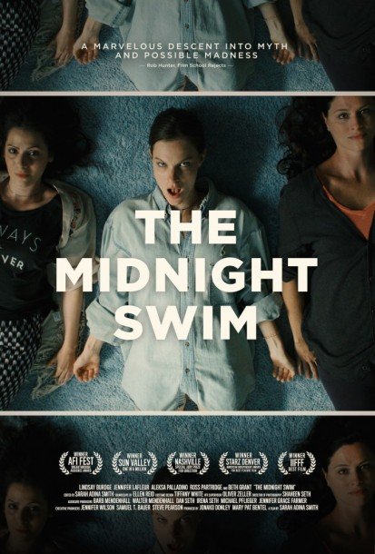 The Midnight Swim - Poster