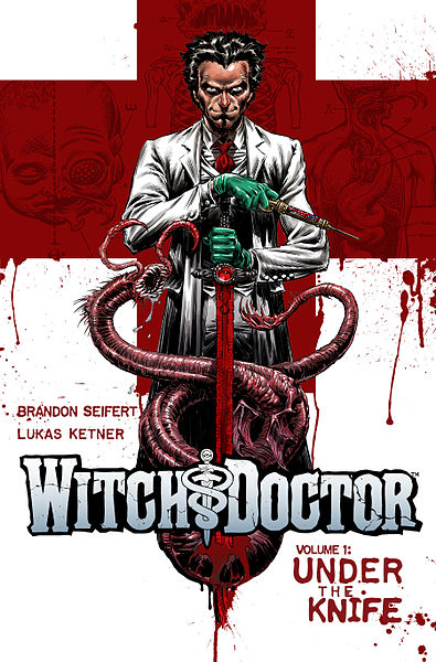 Witch Doctor - Vol. 1 Cover