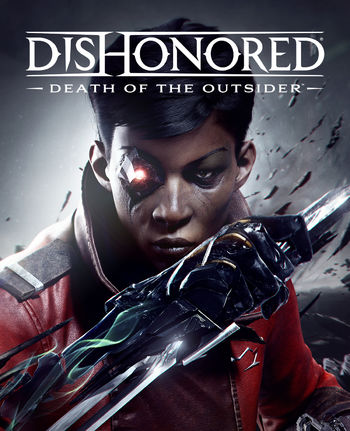Dishonored Death of the Outsider - Box Art
