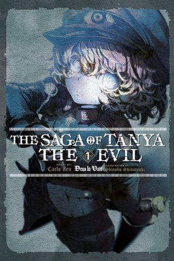 The Saga of Tanya the Evil - LN1 Cover