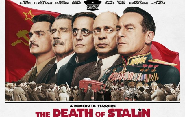 Death of Stalin - Poster