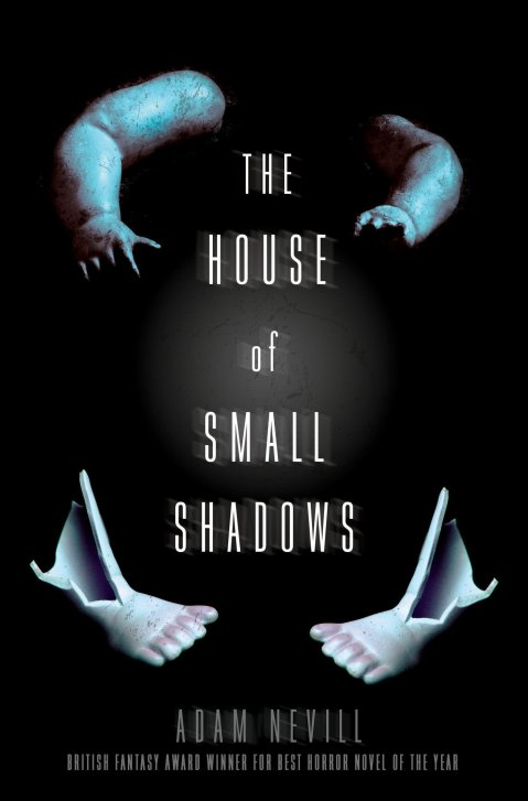 House of Small Shadows - Cover